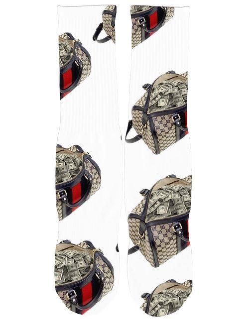 Bag Chaser Socks