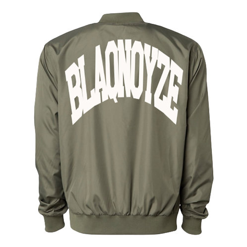 Blaqnoyze Bomber light weight Jacket