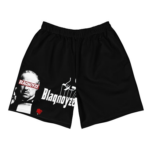 Godfather Men's Athletic Long Shorts