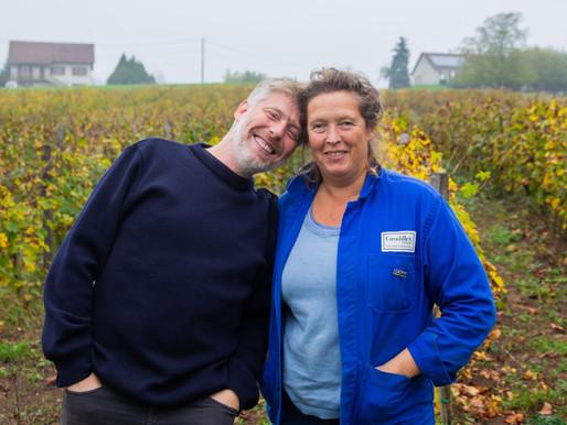 Episode 9 : JB. Menigoz et F. Kleine Snuverink, à l'école de la vigne