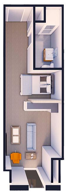 Apartment 315