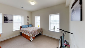 Private Bedrooms with Plenty of Space
