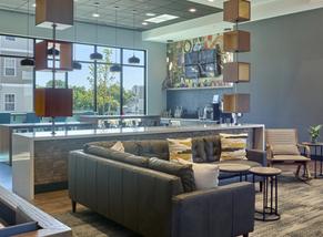 Student Lounge Interior