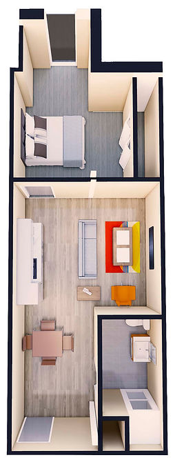Apartment 210