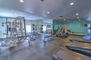 Get a workout in our state-of-the-art fitness center!