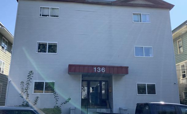 136 Chapin Street Exterior