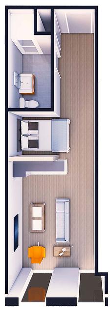 Apartment 313