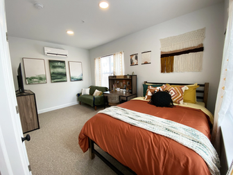 Private Bedrooms for Every Student.