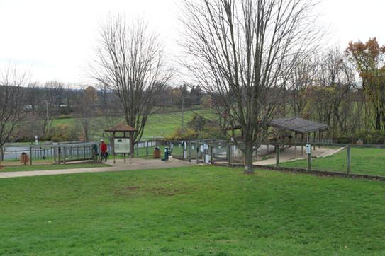 Adjacent to Tudek Dog Park