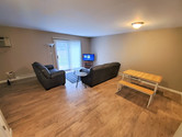 Our off campus housing in State College has plenty of room for sofas, tables, and more!