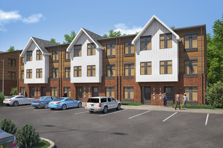 On-Site Parking For Every Unit!
