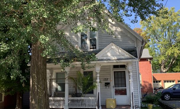 137 Chapin Street Exterior