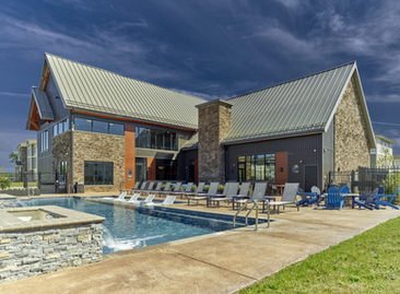 Campus Heights Clubhouse Pool