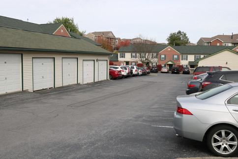 Onsite Garage Parking and Storage Available