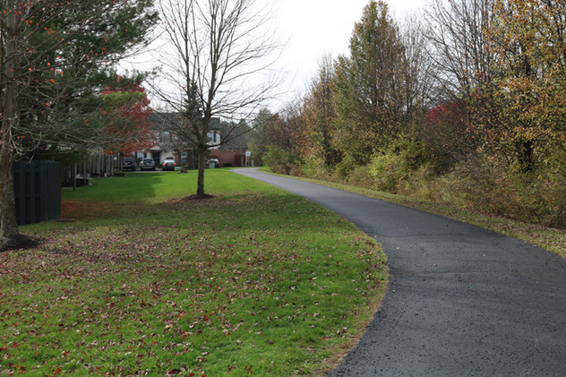 Directly Along the Scenic Centre County Bike Path