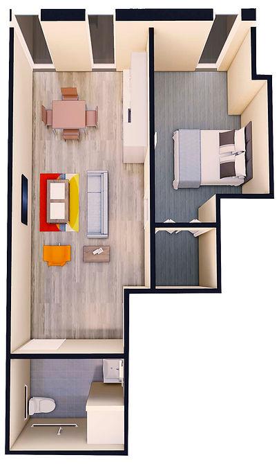 Apartment 214