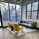 Leasing Office Sitting Area