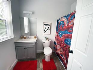 Full Sized Student Bathrooms