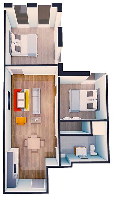 Apartment 226