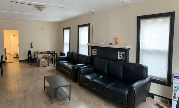52 Seminary Living Room