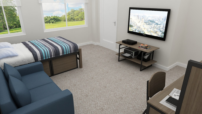 The Norfolk Bedroom