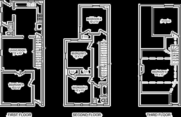 520 East 5th Street Floor Plan