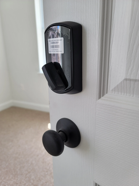 Private Key Fobs on Every Door for Maximum Security.