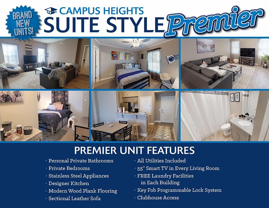 Campus Heights Suite Style Premier Flier