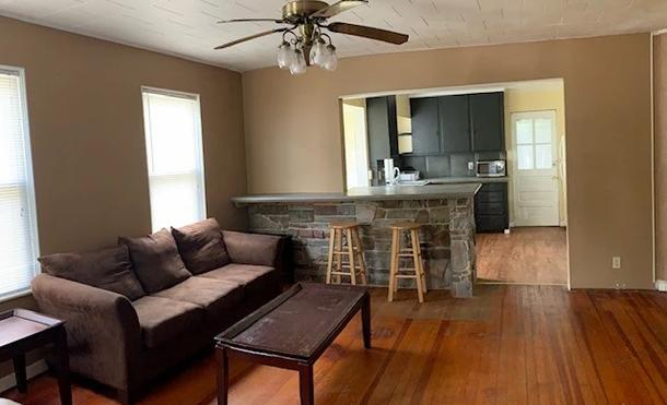 51 Seminary Living Room