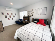 Roomy Bedroom Interiors