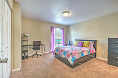 Private Student Bedroom Fully Furnished