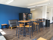 Vending and Cafe Area