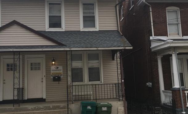 414 Webster Street Student Housing