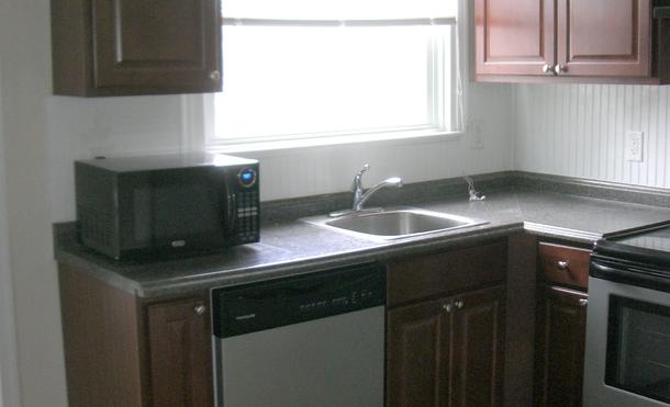 Dishwasher in the kitchen!