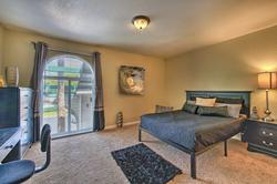 Modern bedroom furnishings