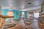 Plenty of treadmills in our fitness center!