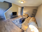 All of State College off campus housing is fully furnished with an HDTV with cable included!