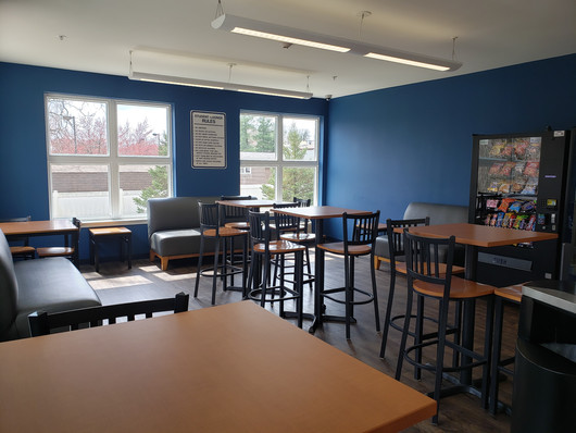 First Floor Student Lounge