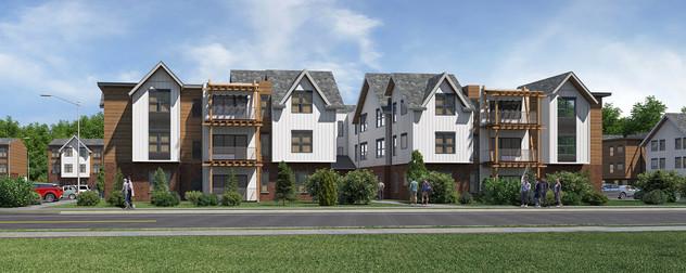 Student Housing for the University of Delaware.