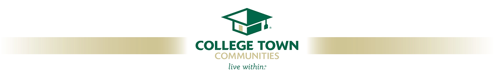 College Town Communities South Florida Banner