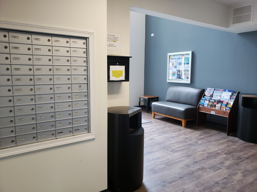Secure Mail and Package Delivery