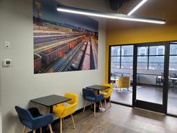 The Rail Yard Downtown Lounge Sitting Areas