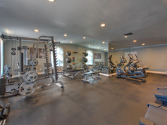 Full View of Our Fitness Center