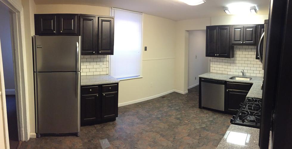 Kitchen Angle One