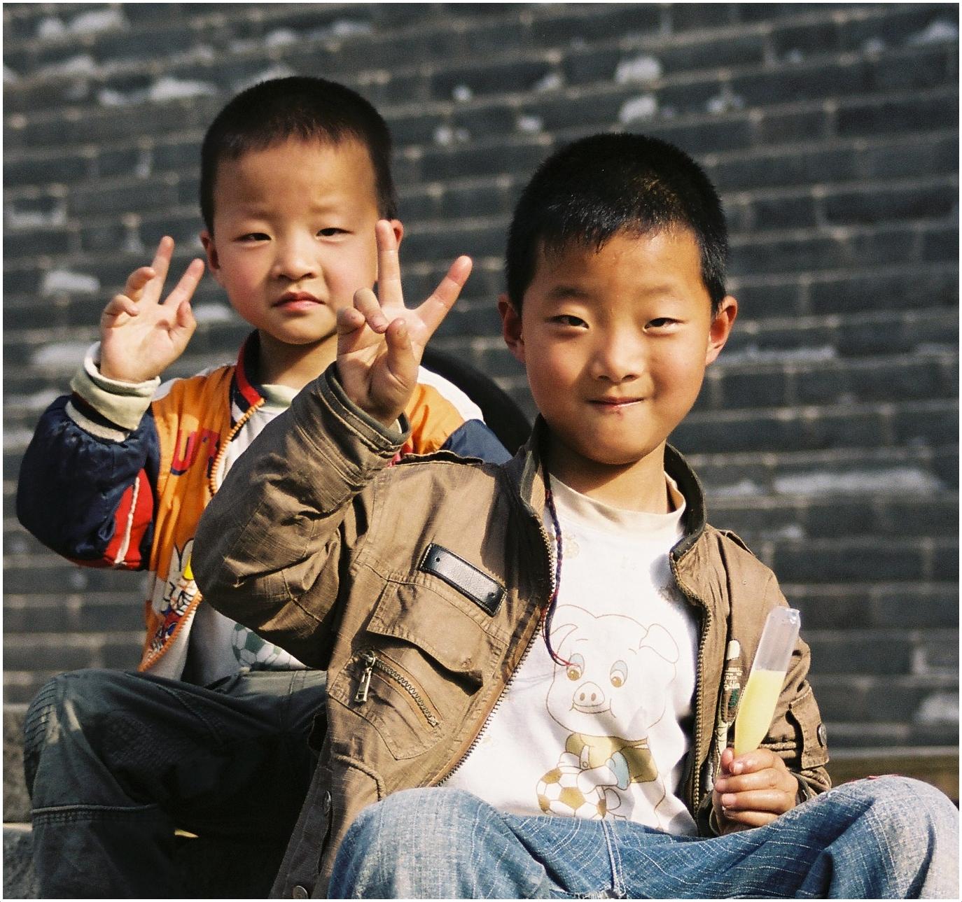 Rencontre en Terre chinoise