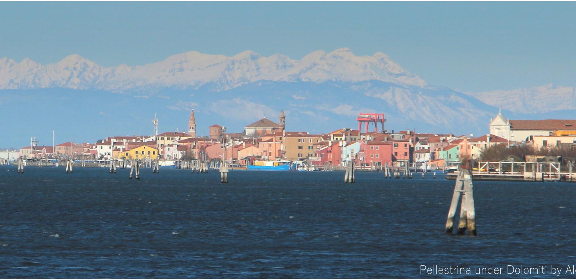 Venezia Ca Roman under Dolomiti Alexandre Cosentino