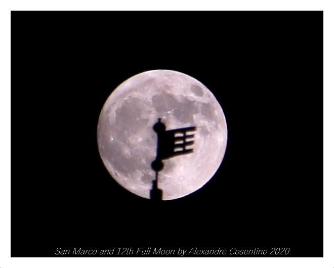 La 12eme Lune et San Marco by Alexandre
