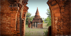 Rêve mystique à Pagan en Terre Myanmar
