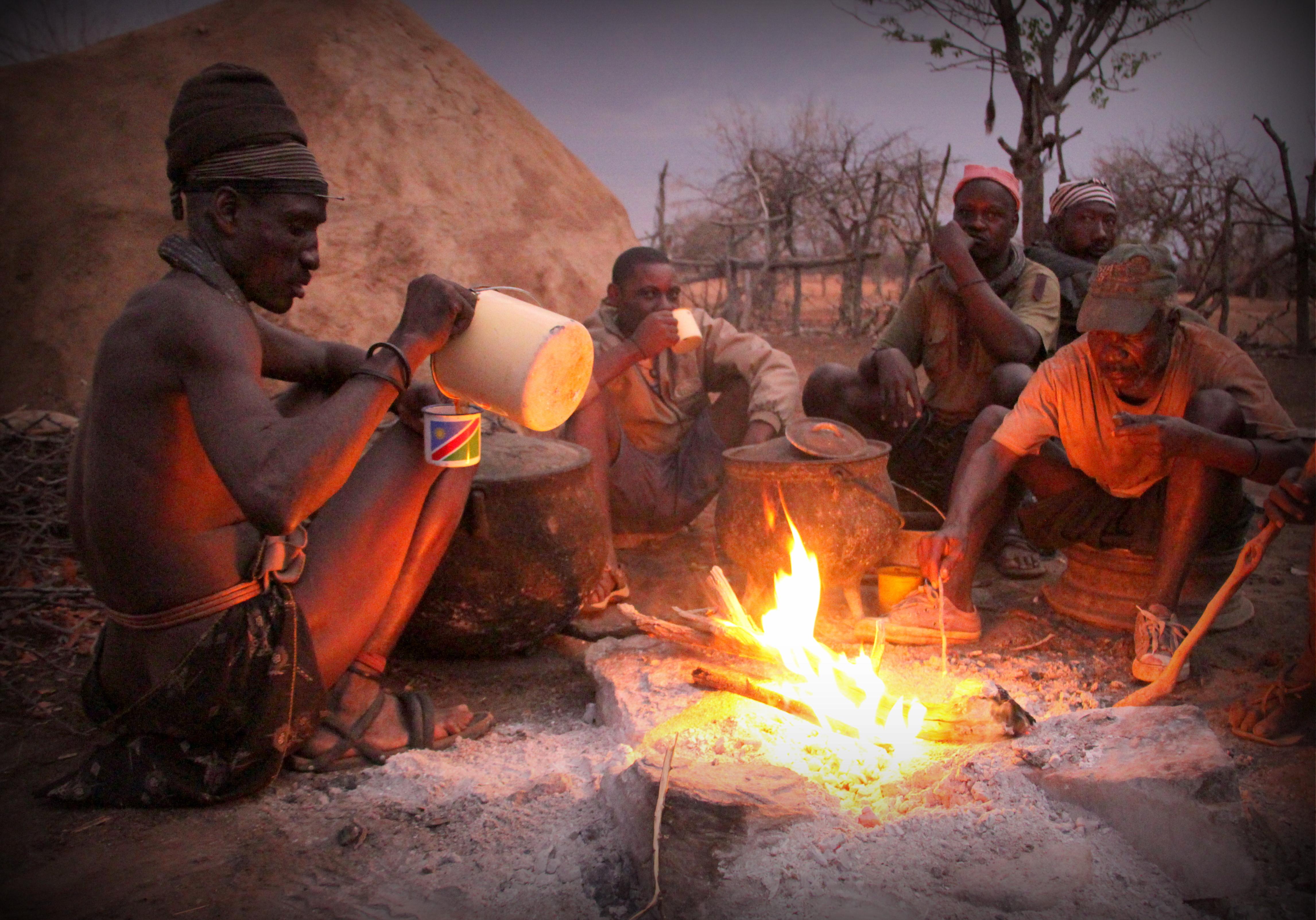 Hospitalité Himba
