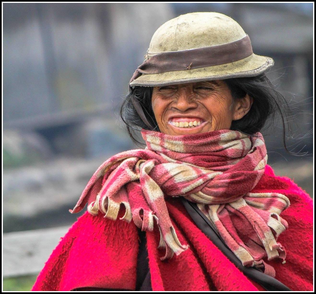 Accueil en Terre Quechua